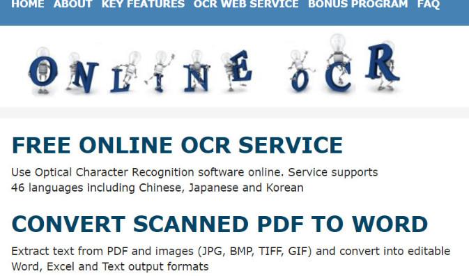 Online OCR2