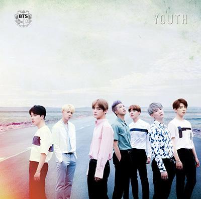 BTS (防弾少年団)「YOUTH」(通常盤)(期間限定2nd Anniversaryプライス)(CD ONLY)