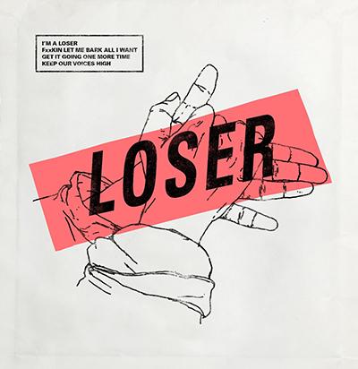 米津玄師「LOSER ナンバーナイン」(CD+ドッグタグ゙+ルーズパッケージ)【LOSER盤(初回限定)】