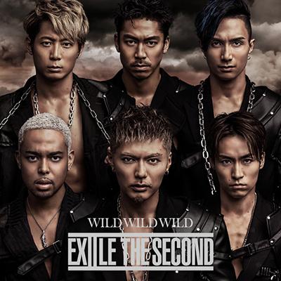 EXILE THE SECOND「WILD WILD WILD」(DVD付) Single, CD+DVD