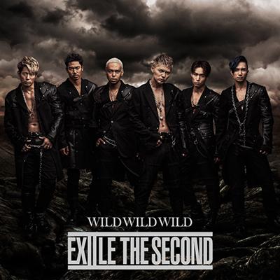 EXILE THE SECOND「WILD WILD WILD」Single, Maxi