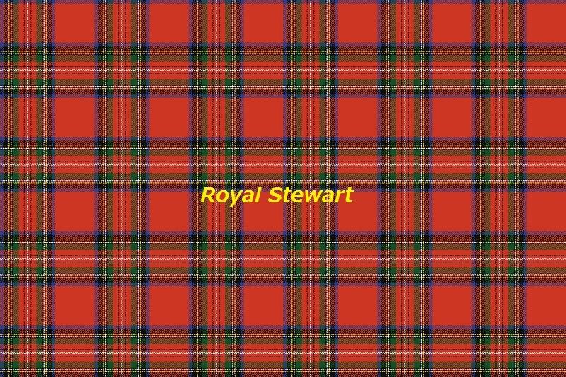 266 Royal Stewart
