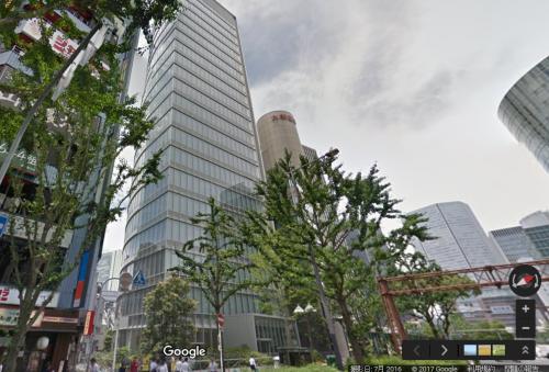 御堂筋フロントタワー写真