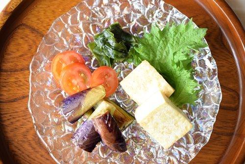180705 夏野菜盛り