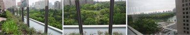 ミッドタウン日比谷6Fからの眺め