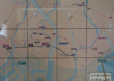 塩の道(江戸川・新川・小名木川)