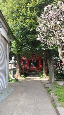 大島稲荷神社