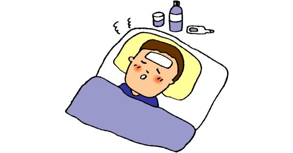 「鬼のかく乱、発達障害の息子が突然の高熱と下痢に苦しむ」の巻