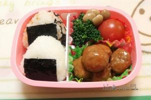 幼稚園お弁当①