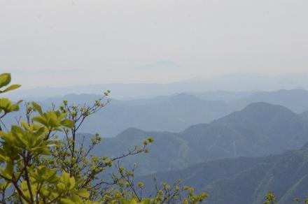 鳴神山頂上からの展望4