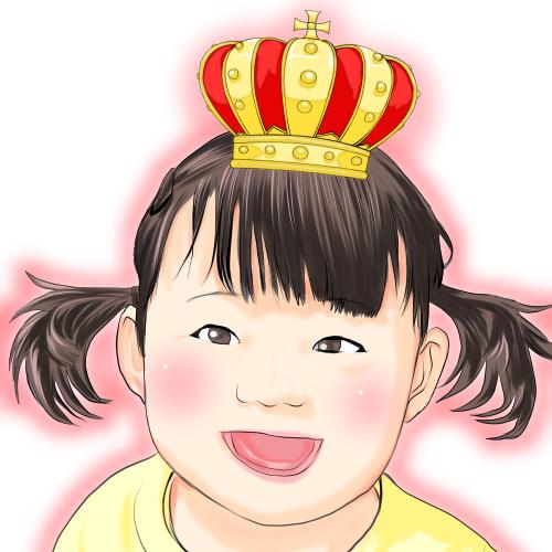 リアル風王冠