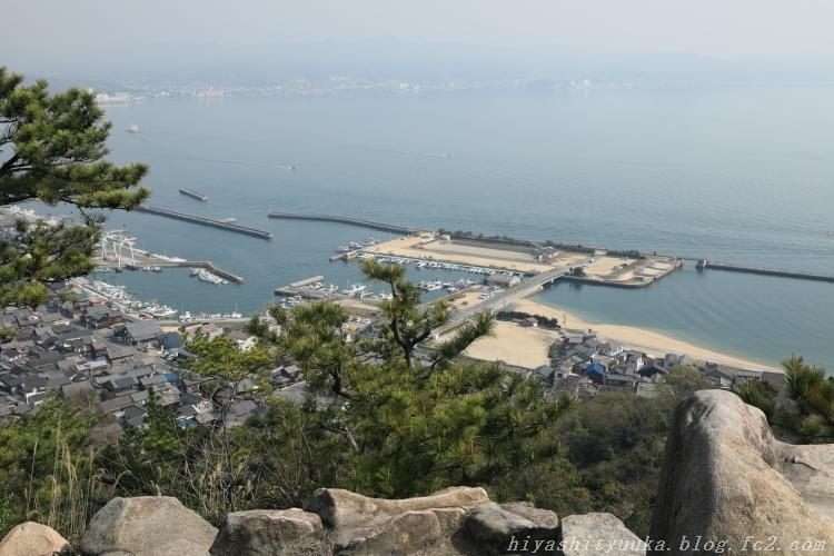7167 大畠漁港方向ーSN