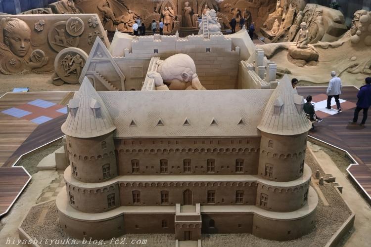 7506 砂の美術館ーSN