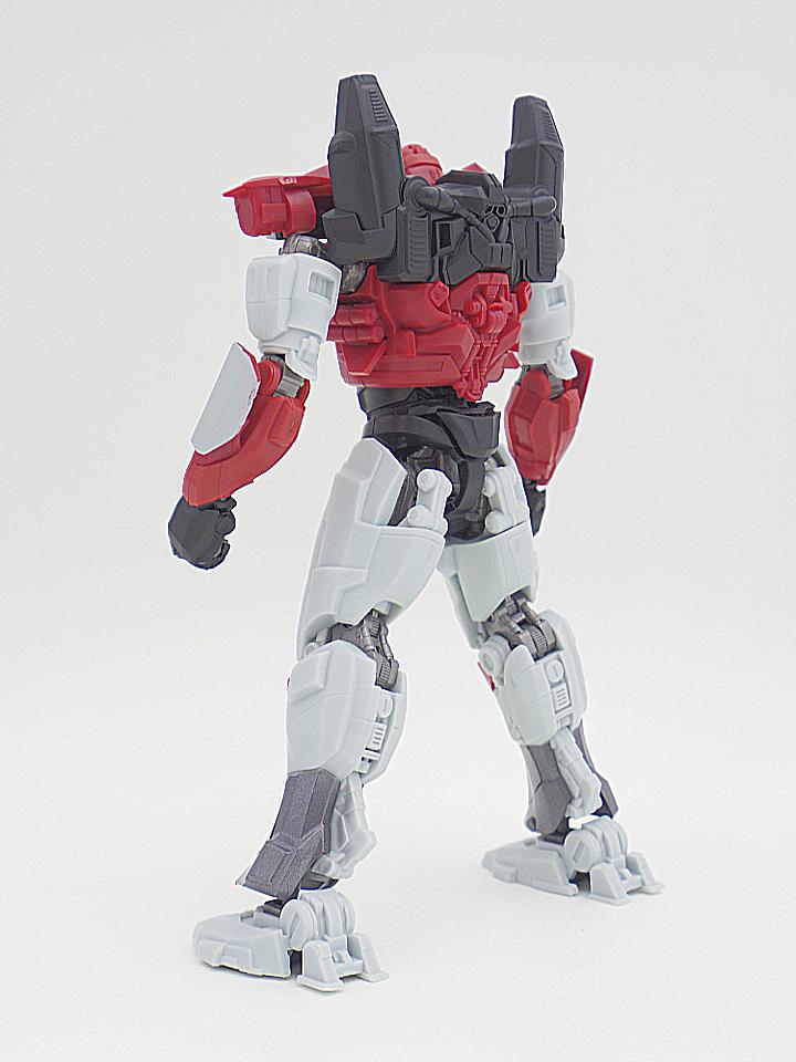 ROBOT魂 ガーディアン・ブラーボ4