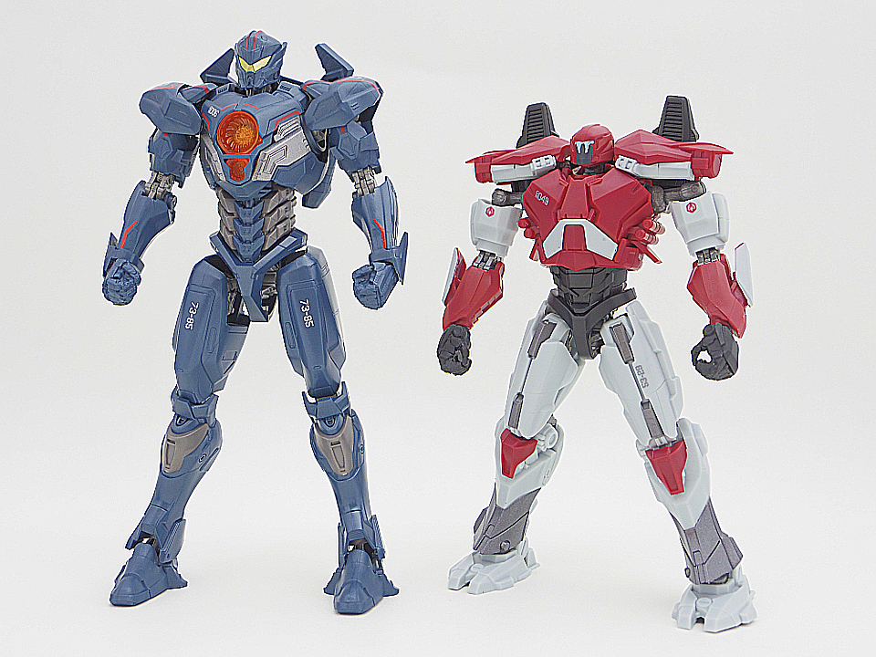 ROBOT魂 ガーディアン・ブラーボ6