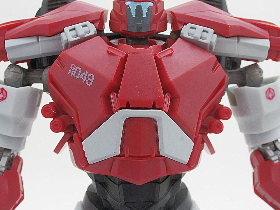 ROBOT魂 ガーディアン・ブラーボ11