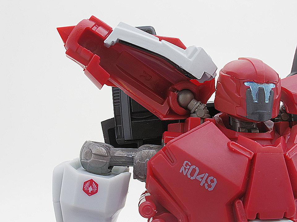 ROBOT魂 ガーディアン・ブラーボ30
