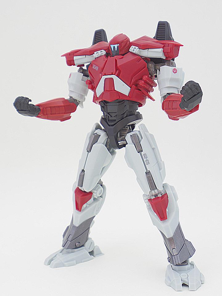 ROBOT魂 ガーディアン・ブラーボ32
