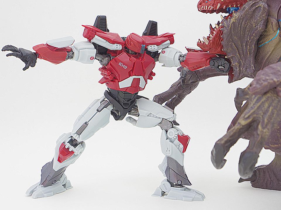 ROBOT魂 ガーディアン・ブラーボ38