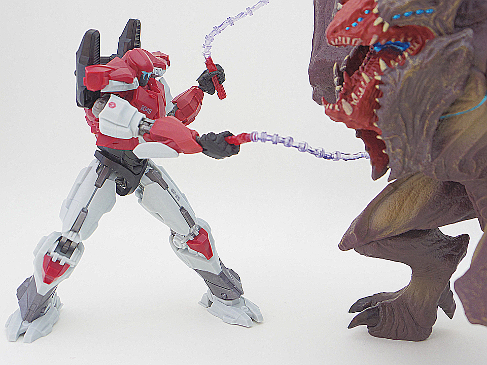 ROBOT魂 ガーディアン・ブラーボ42