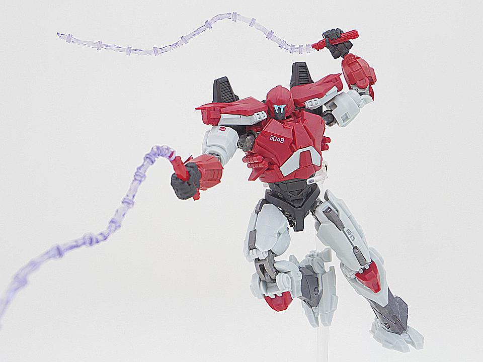 ROBOT魂 ガーディアン・ブラーボ44