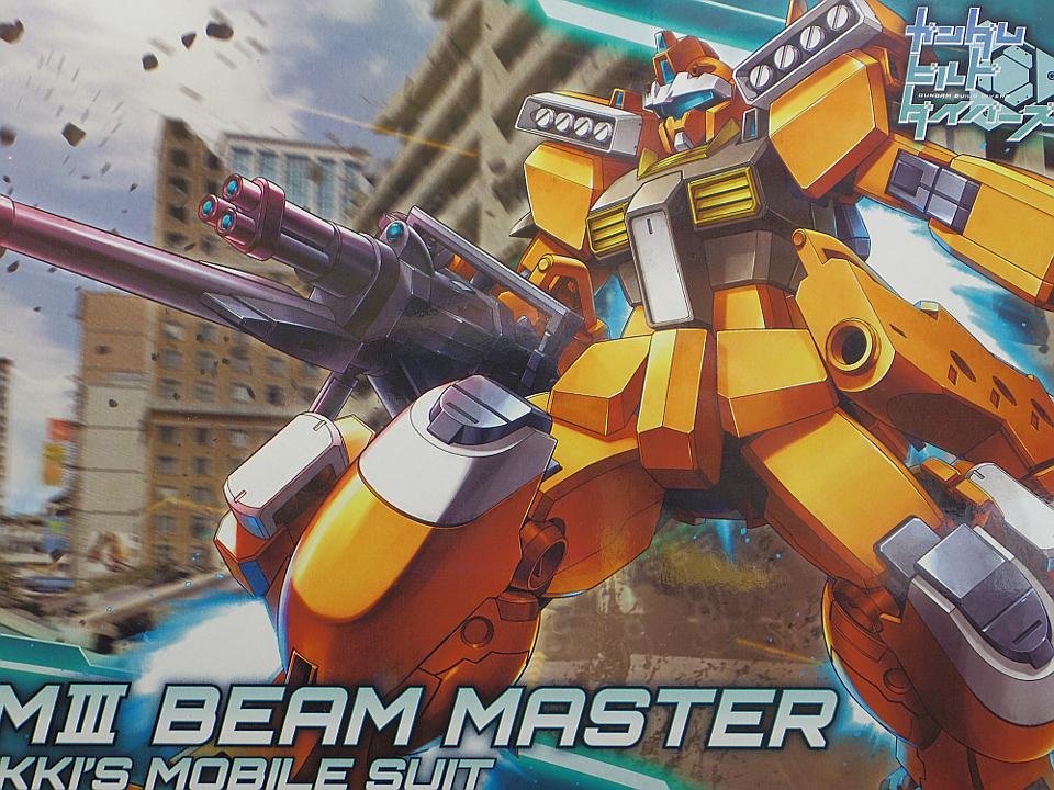 HGBD ジムⅢ ビームマスター1