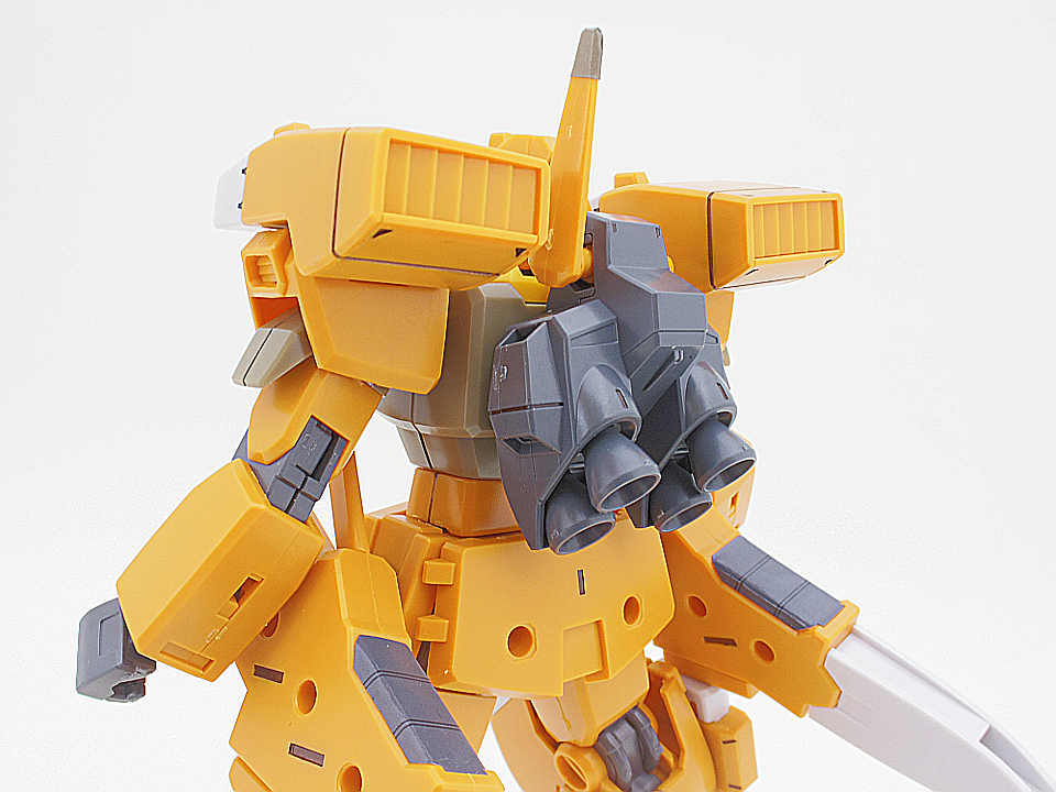 HGBD ジムⅢ ビームマスター20