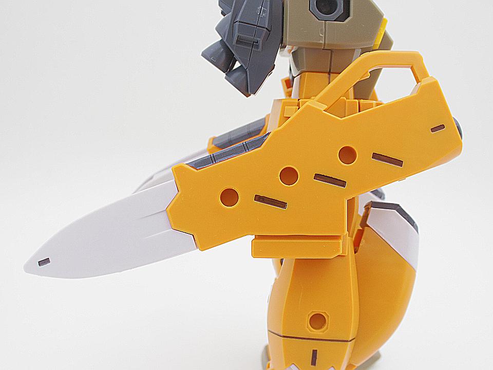 HGBD ジムⅢ ビームマスター15