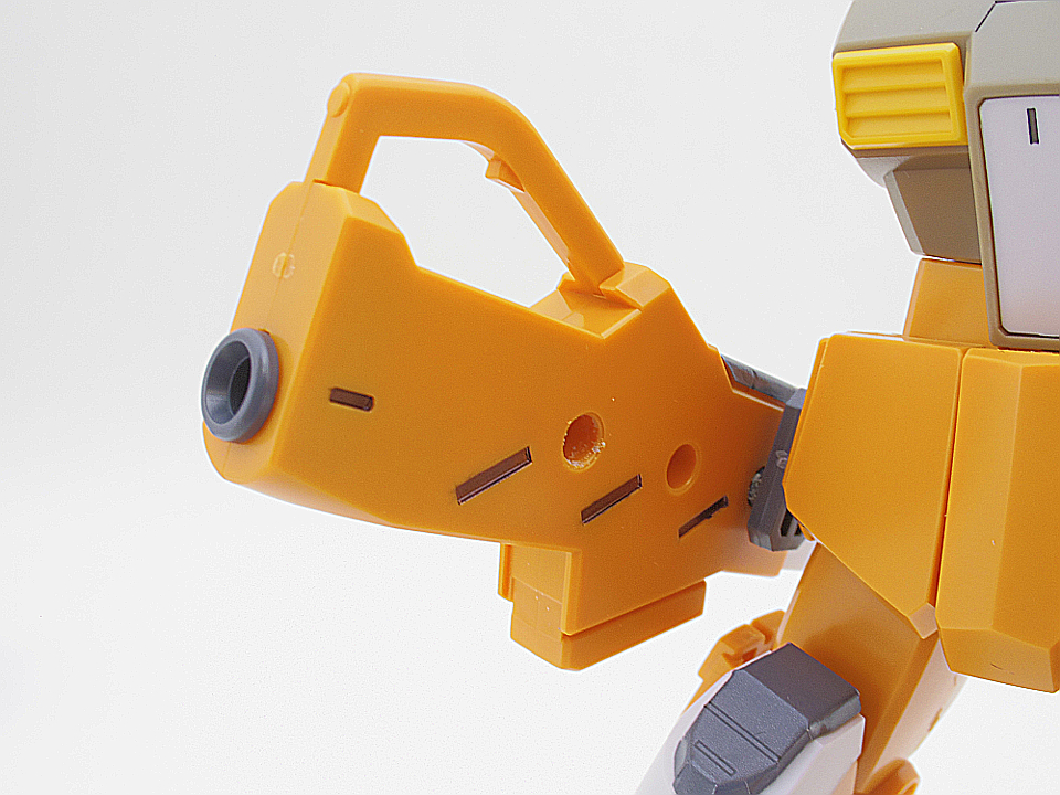 HGBD ジムⅢ ビームマスター16