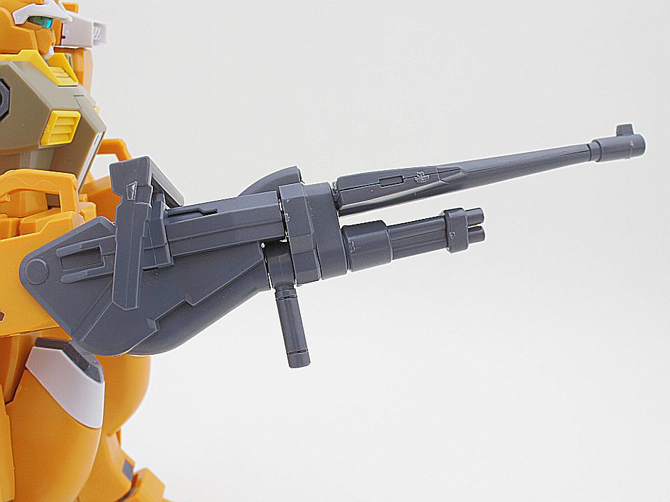 HGBD ジムⅢ ビームマスター35