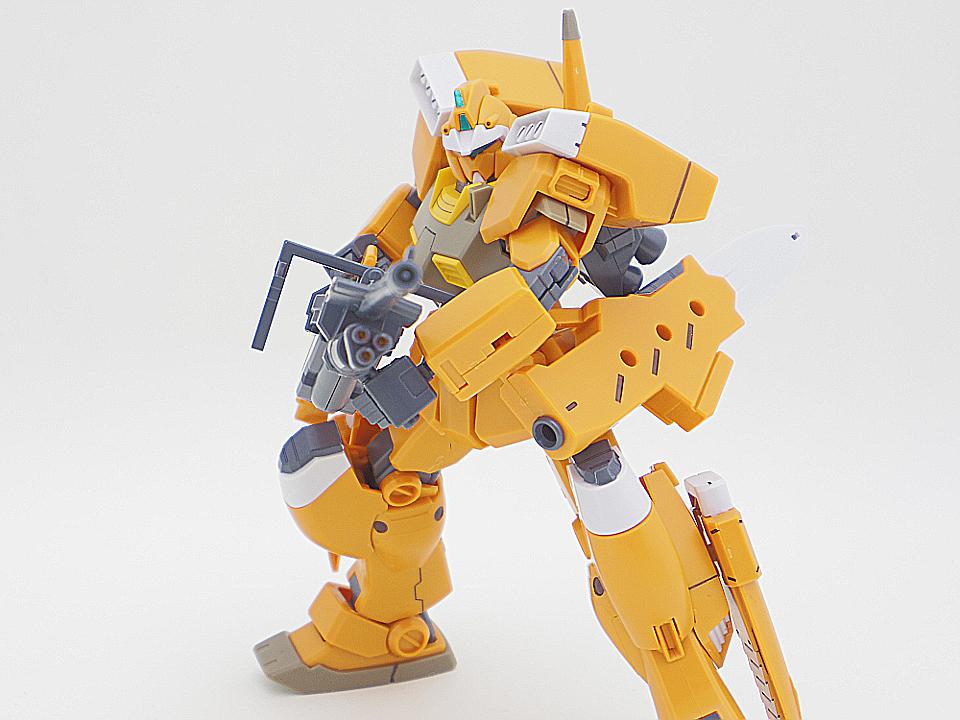 HGBD ジムⅢ ビームマスター57