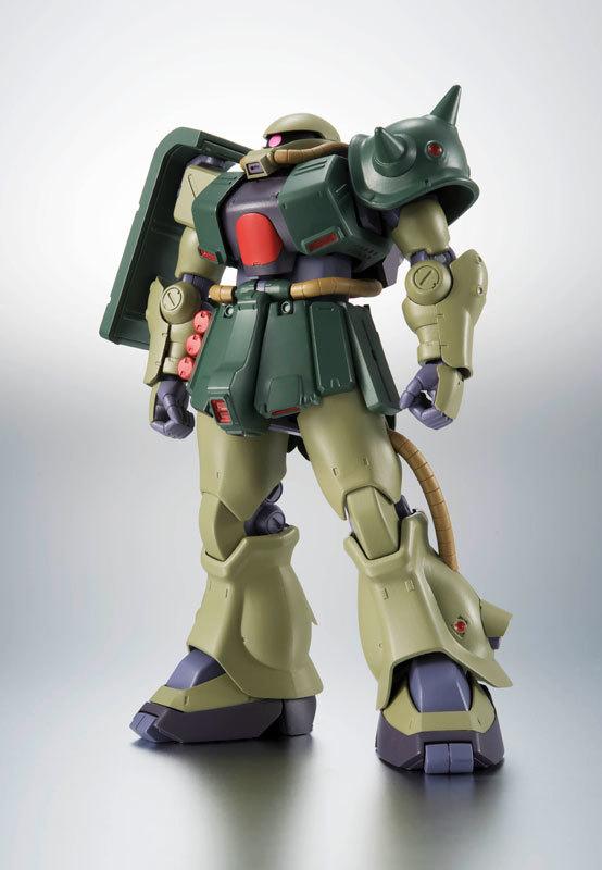 ROBOT魂 〈SIDE MS〉 MS-06FZ ザクII改FIGURE-036221_01
