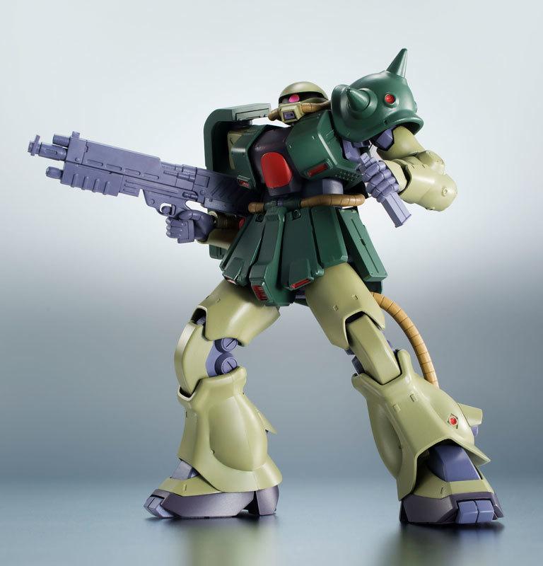 ROBOT魂 〈SIDE MS〉 MS-06FZ ザクII改FIGURE-036221_03