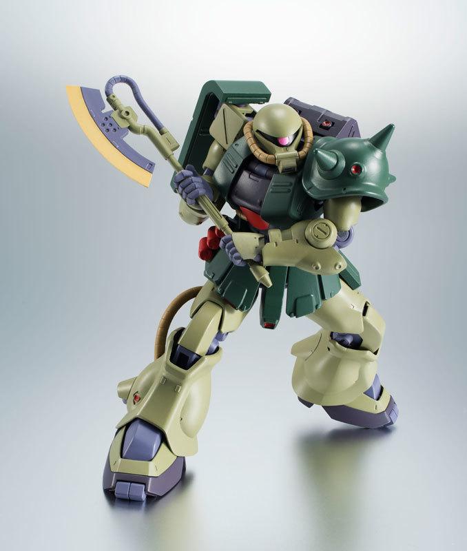 ROBOT魂 〈SIDE MS〉 MS-06FZ ザクII改FIGURE-036221_04