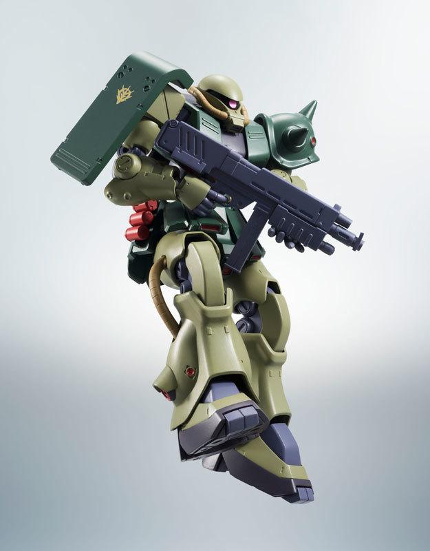 ROBOT魂 〈SIDE MS〉 MS-06FZ ザクII改FIGURE-036221_05