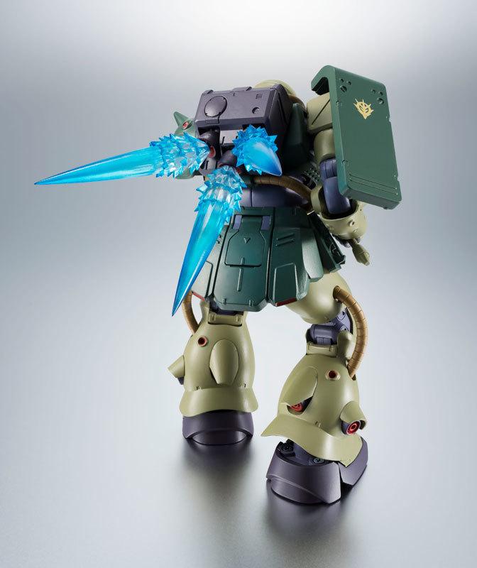 ROBOT魂 〈SIDE MS〉 MS-06FZ ザクII改FIGURE-036221_06