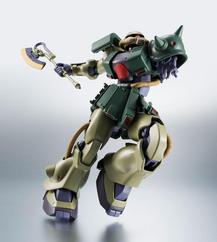 ROBOT魂 〈SIDE MS〉 MS-06FZ ザクII改FIGURE-036221_07