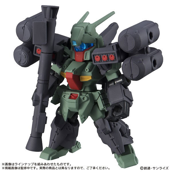 機動戦士ガンダム MOBILE SUIT ENSEMBLE 06GOODS-00208106-09
