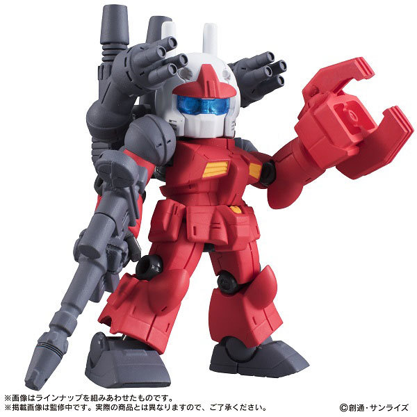 機動戦士ガンダム MOBILE SUIT ENSEMBLE 06GOODS-00208106-10