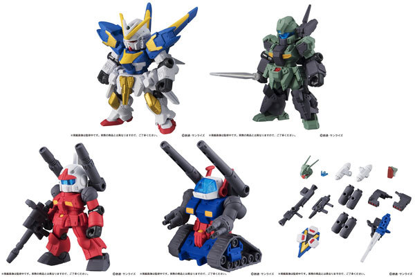 機動戦士ガンダム MOBILE SUIT ENSEMBLE 06GOODS-00208106-01