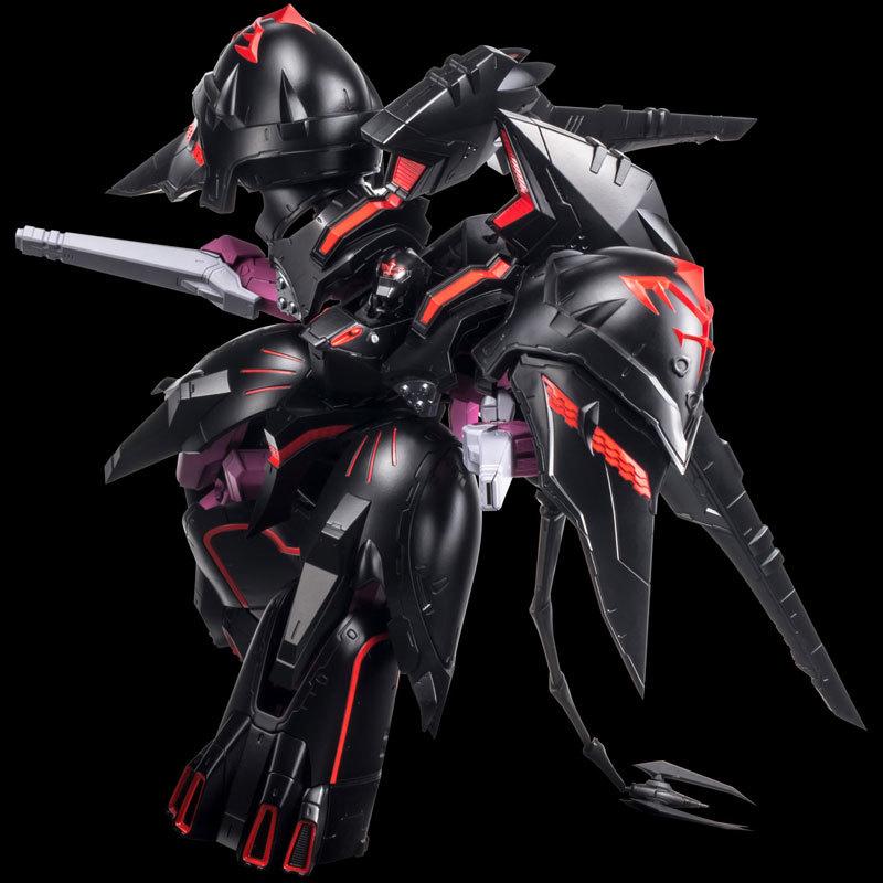 METAMOR-FORCE 機動戦艦ナデシコ The prince of darkness ブラックサレナFIGURE-038231_07