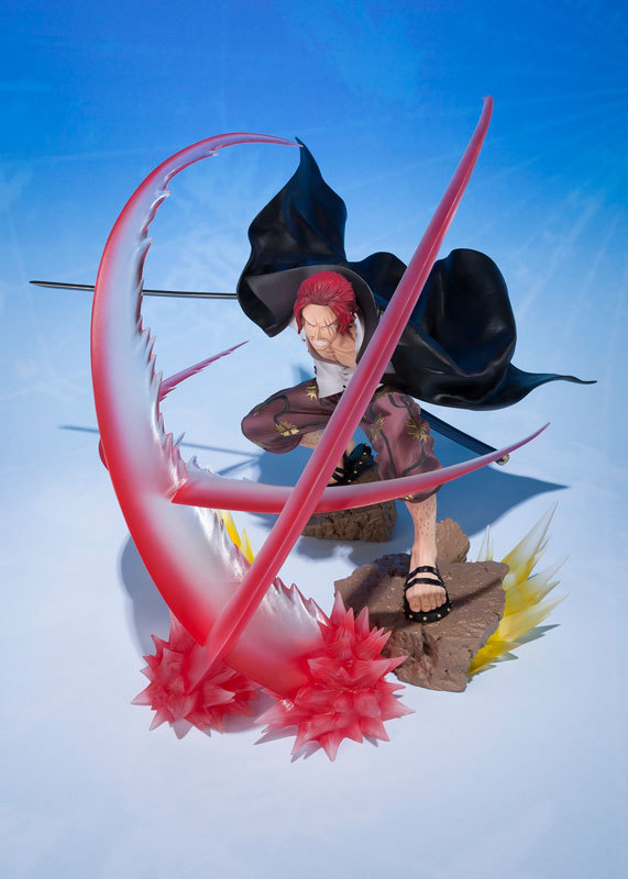 フィギュアーツ ZERO シャンクス-覇王色の覇気-FIGURE-036829_04