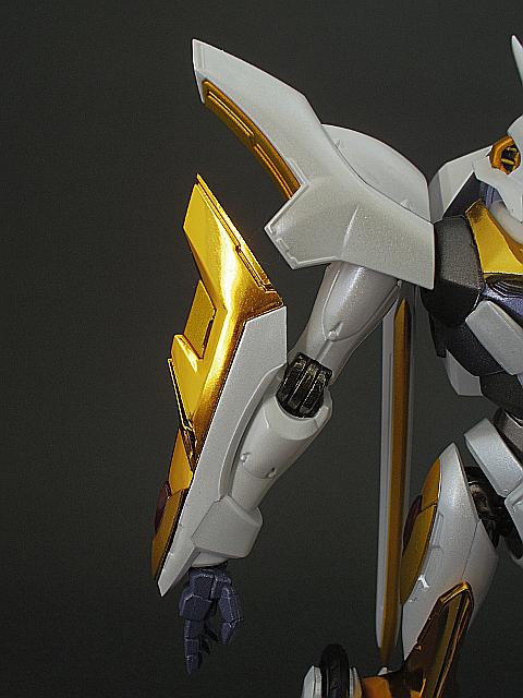 ROBOT魂 ランスロット・アルビオン20