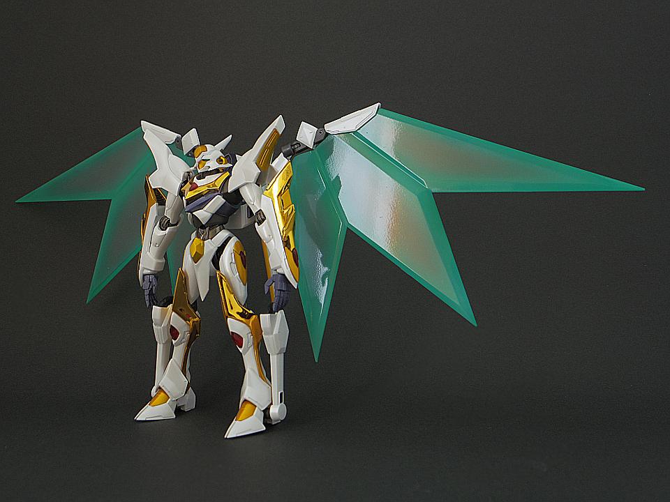ROBOT魂 ランスロット・アルビオン3