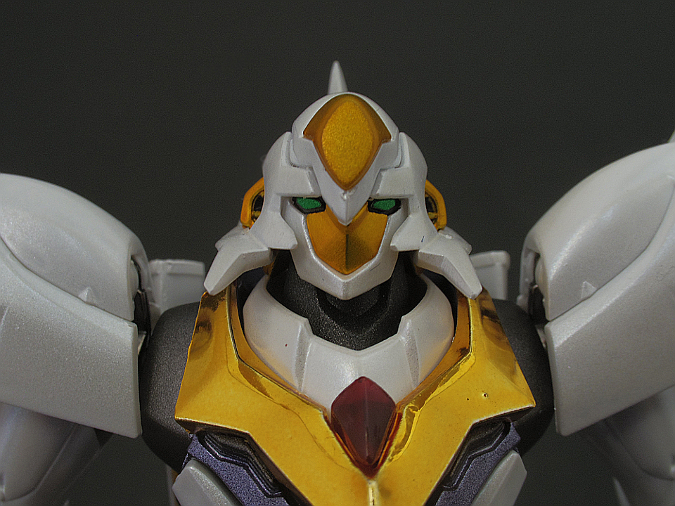 ROBOT魂 ランスロット・アルビオン7