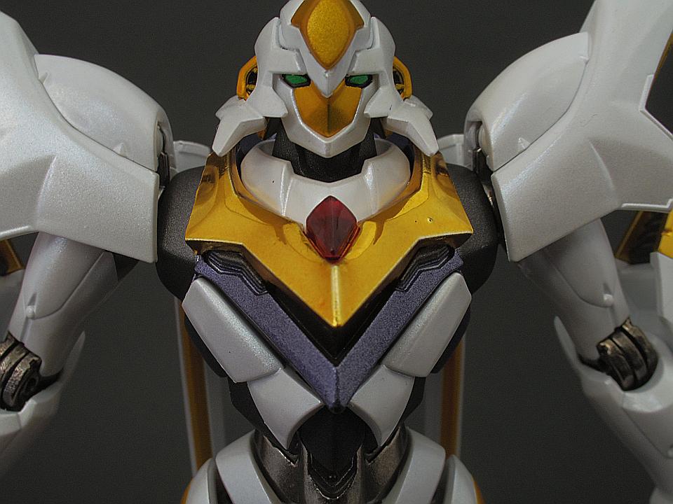 ROBOT魂 ランスロット・アルビオン10