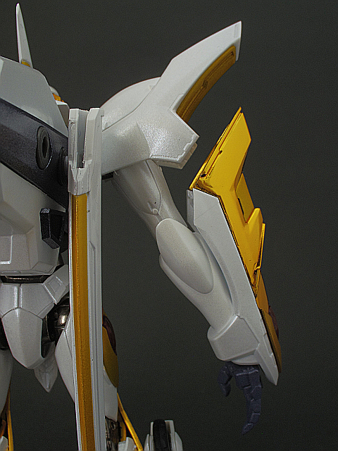 ROBOT魂 ランスロット・アルビオン21