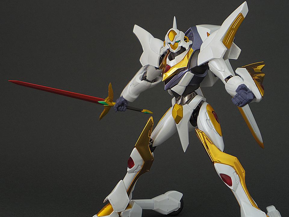 ROBOT魂 ランスロット・アルビオン55