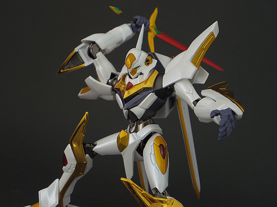 ROBOT魂 ランスロット・アルビオン56