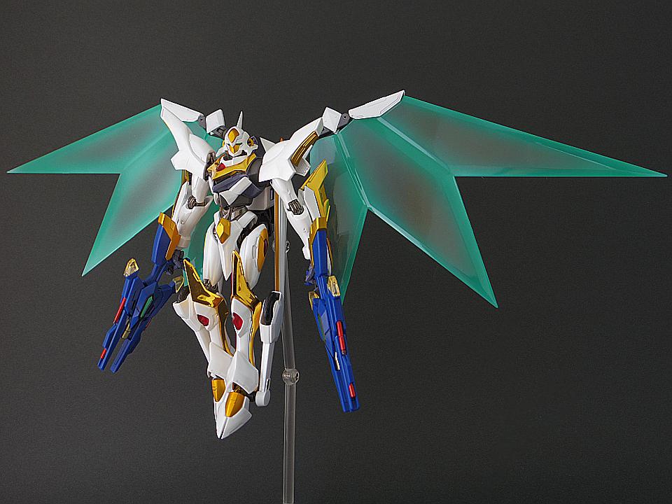 ROBOT魂 ランスロット・アルビオン60
